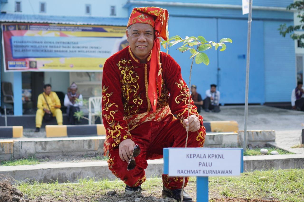 Perayaan Hari Oeang ke-73 Kementerian Keuangan Republik Indonesia di Kota Palu