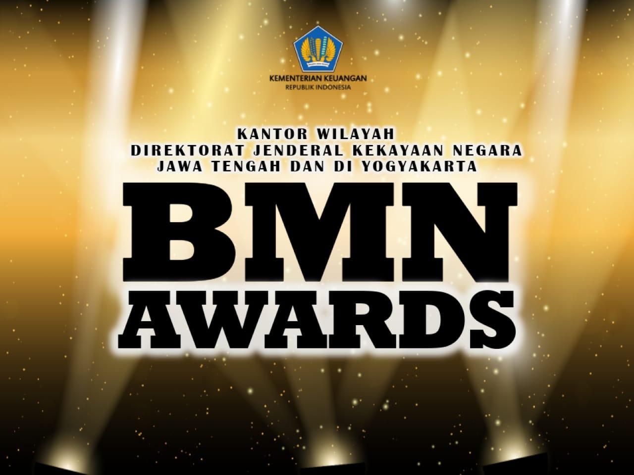 5 Korwil Kementerian/Lembaga di Jawa Tengah Mendapat Apresiasi BMN Awards
