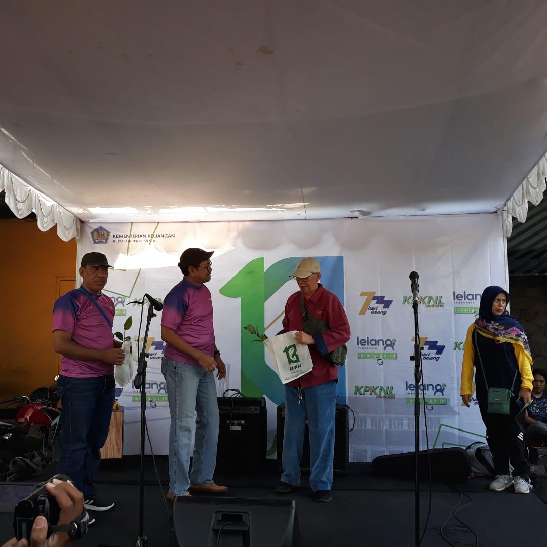 Kemeriahan Pekan Kekayaan Negara  Bandung