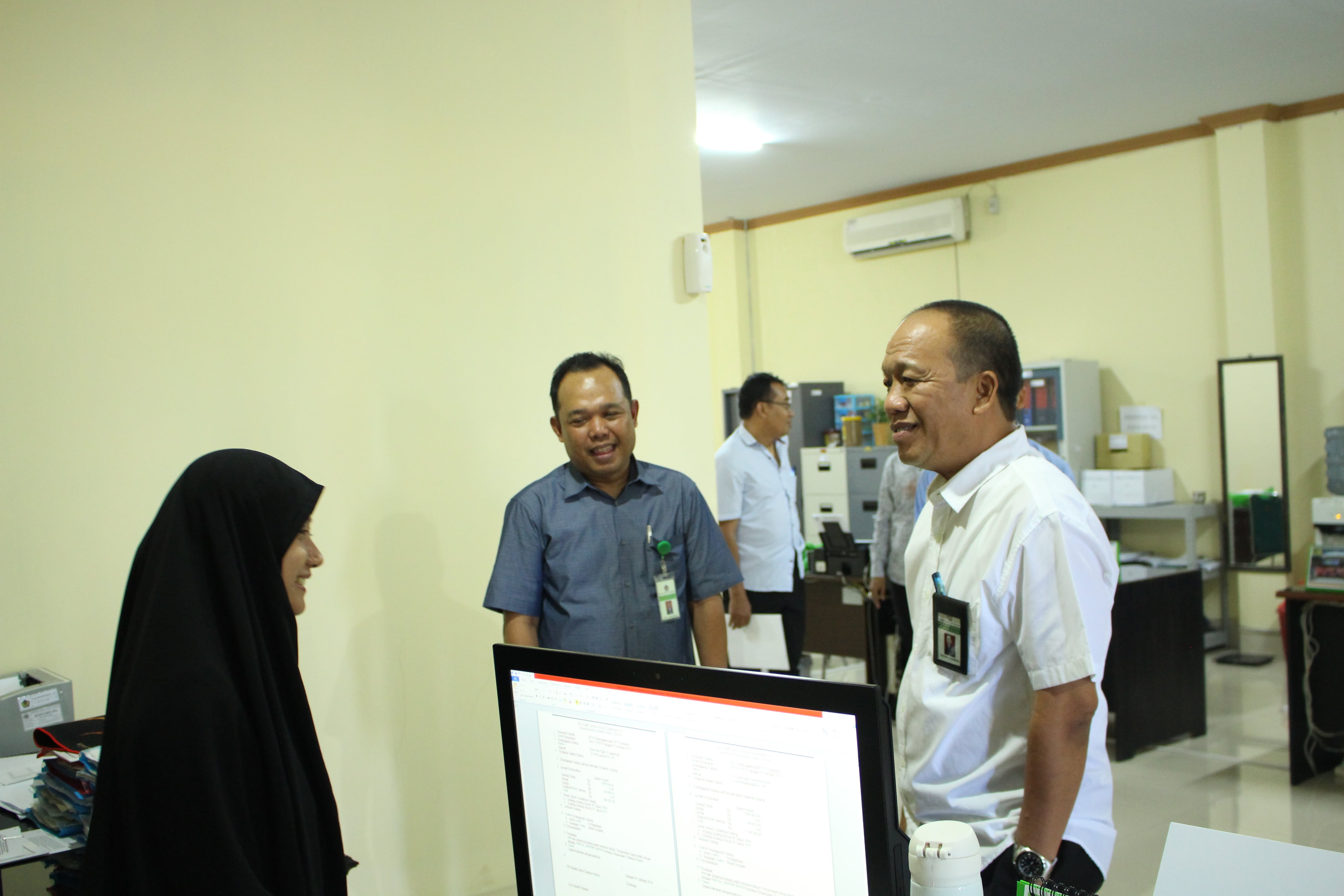 Kunjungan Kerja dan Pembinaan Kepala Kanwil DJKN Sulseltrabar