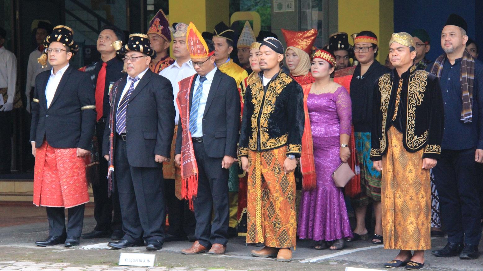 KPKNL Padangsidimpuan Peringati HarI Sumpah Pemuda ke-91 dan Hari Oeang RI ke-73