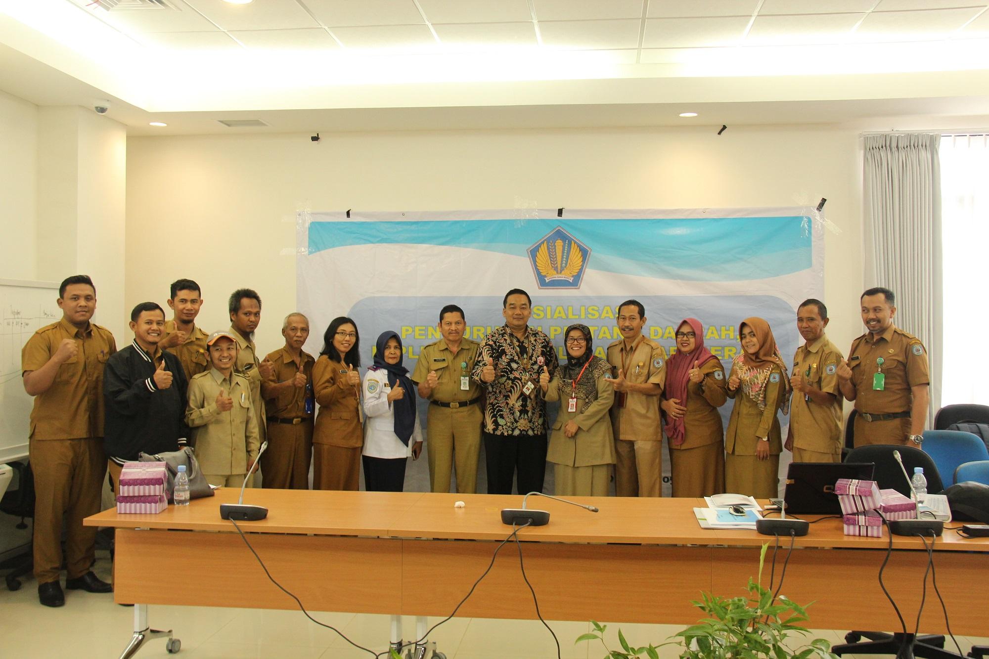 Sosialisasi Pengurusan Piutang Daerah dan PMK-82/KN.06/2019 serta Launching Inovasi Aplikasi siAPPSERAH di Pemerintah Kota Bontang
