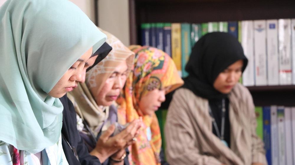Puncak Pekan Kekayaan Negara, KPKNL Bukittinggi sambut syukuran dan pengajian
