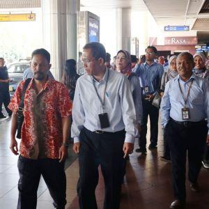 Kunjungan Kepala Kanwil DJKN RSK (Riau, Sumatera Barat dan Kepulauan Riau)