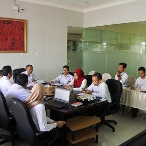 Optimis tatap Semester II 2019, KPKNL Batam mengawali dengan Rapat DKO