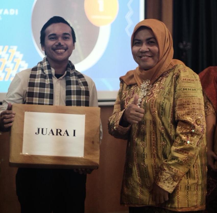 KPKNL Padangsidimpuan Ikut dalam Perlombaan Acara Kegiatan Seni dalam rangka Peringati Hari Sumpah Pemuda dan Hari Oeang