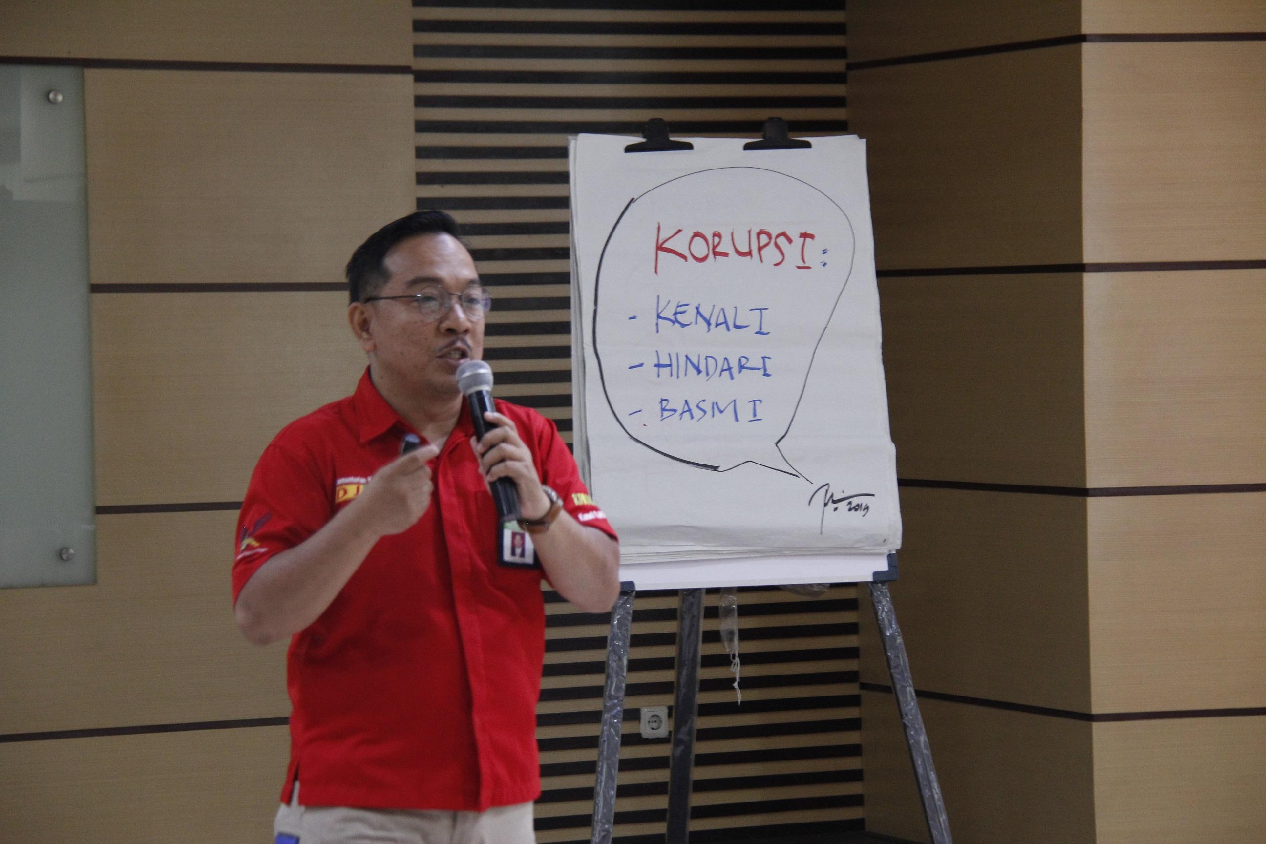 KPKNL Bandung Mengadakan Internalisasi ZI-WBK/WBBM dan Workshop Anti-Korupsi dan Anti-Gratifikasi