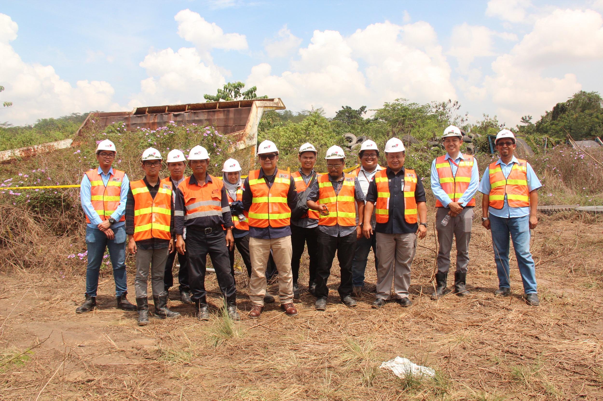 KPKNL Bontang Laksanakan Lelang BMN PKP2B PT Kaltim Prima Coal
