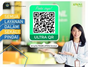 Sekali Pindai, Informasi layanan sudah ada digenggaman (ULTRA QR)