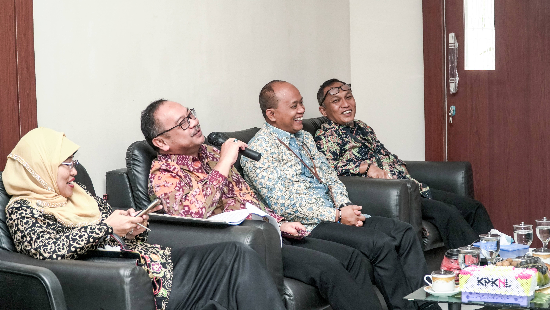 Pembinaan Kepala Kanwil DJKN Sumatera Utara ke KPKNL Kisaran