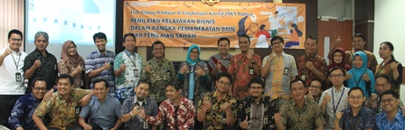 Forum Group Discussion (FGD) Bidang Penilaian di lingkungan Kanwil DJKN Banten