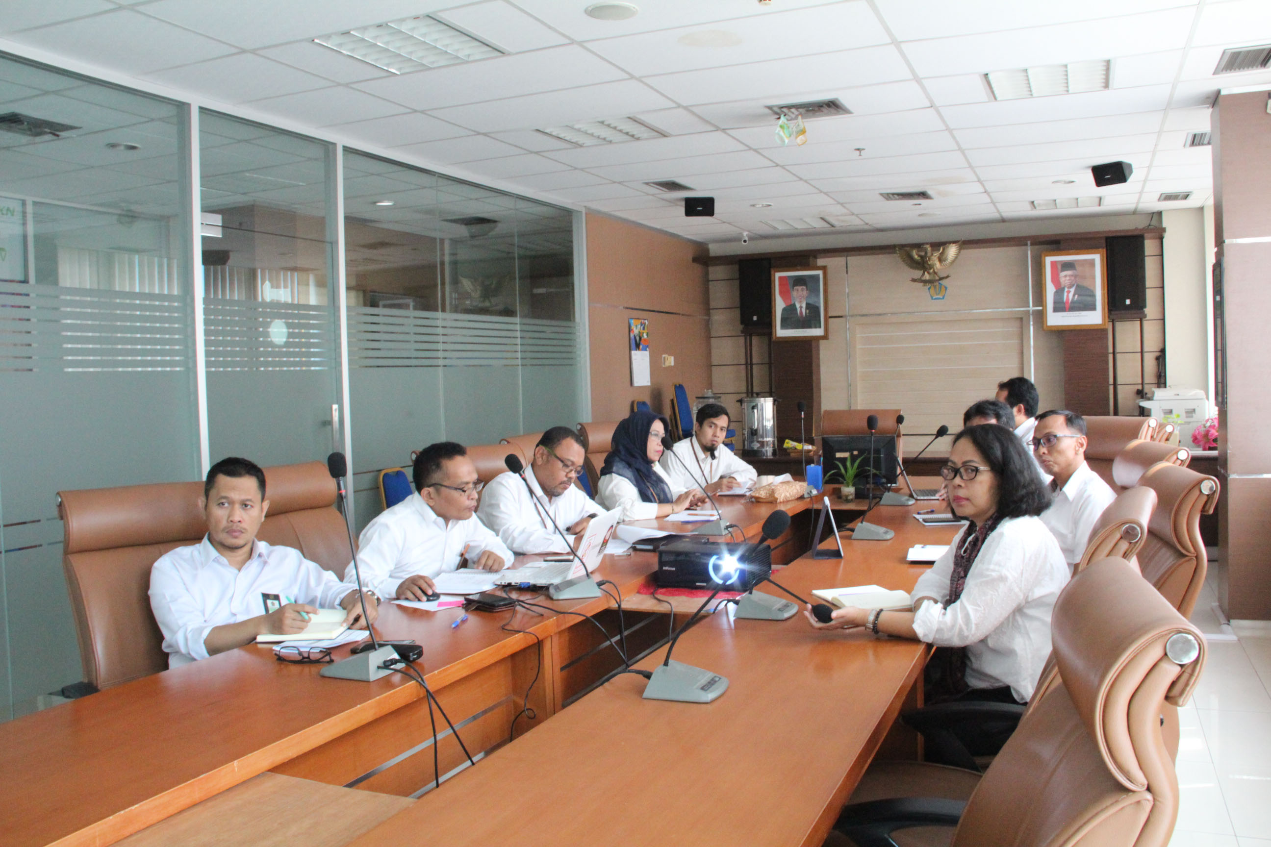 Evaluasi Capaian Kinerja Tahun 2019, KPKNL Jakarta V Berhasil Lampaui Target