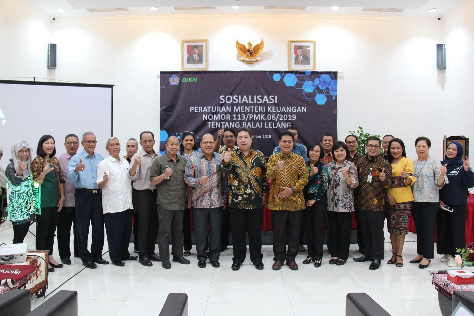 Simplifikasi Perizinan Balai Lelang easy-entry easy-exit strong-supervision PMK – 113/PMK.06/2019 tentang Balai Lelang