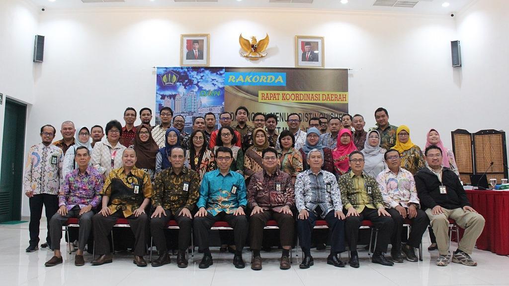 Pembukaan Rakorda Kanwil DJKN DKI Jakarta  SDM Unggul Menuju Distinguished Asset Manager