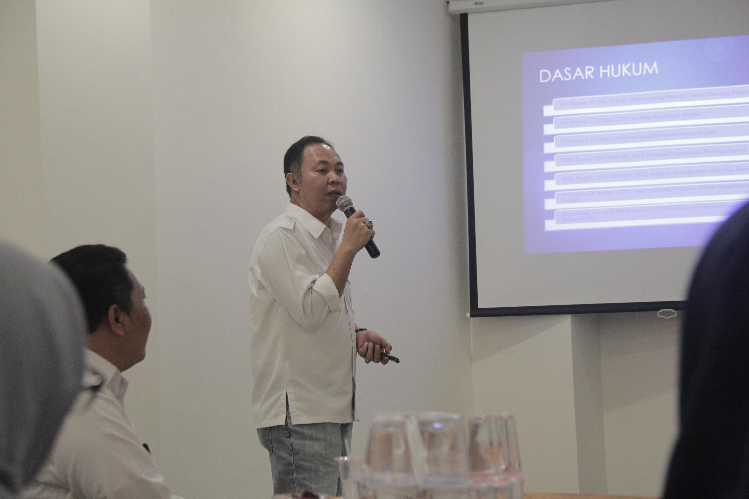 KPKNL Makassar – BPJS Ketenagakerjaan Makassar Evaluasi Pengurusan Piutang Negara
