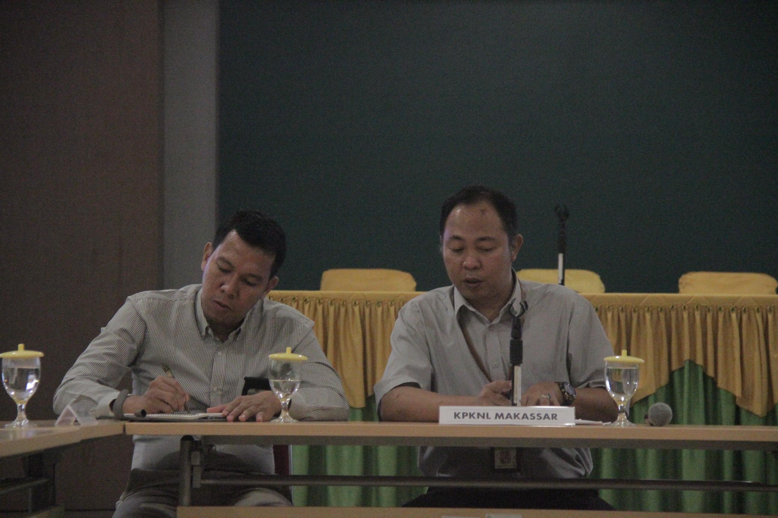 KPKNL Makassar Jalin Sinergi Tuntaskan Sertifikasi