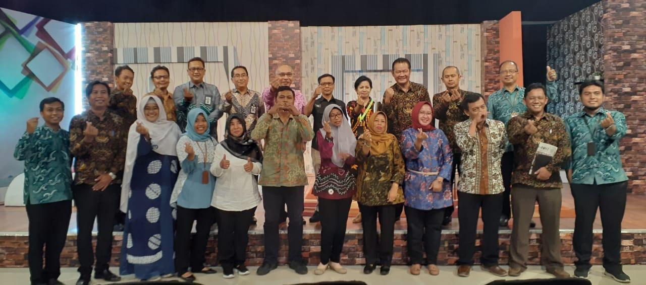 """""""Dialog"""" DJKN bersama TVRI Kalimantan Selatan"""