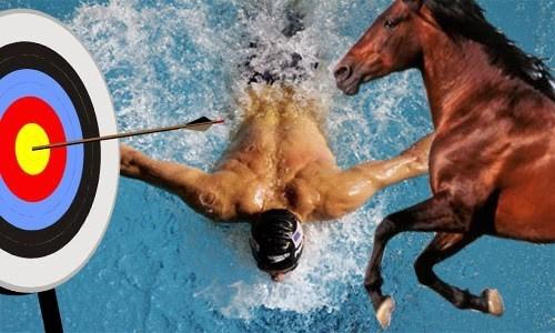 Berenang, Memanah dan Berkuda Dalam Organisasi