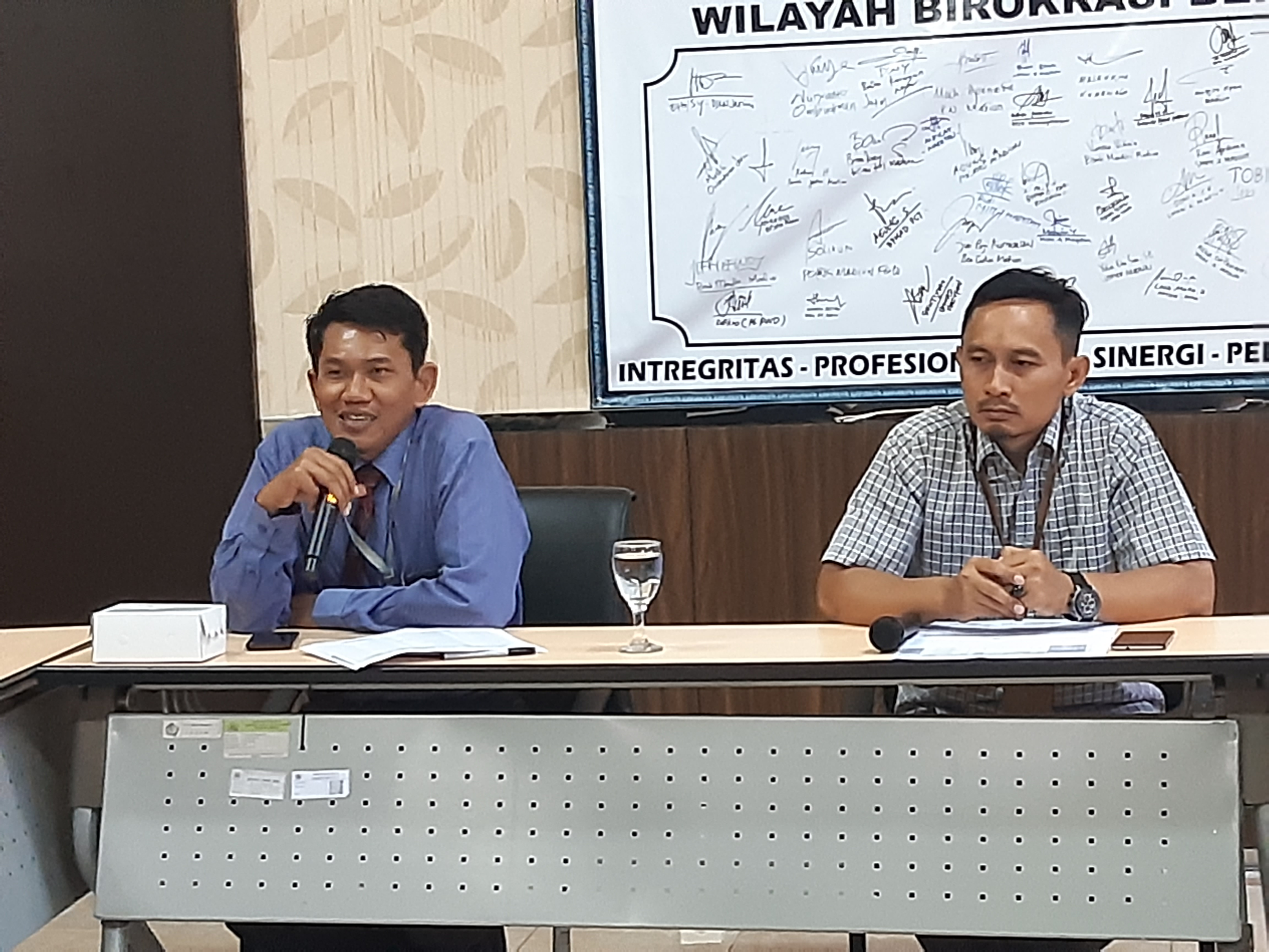Rapat Rencana Kerja Program Sertipikasi  BMN  2020