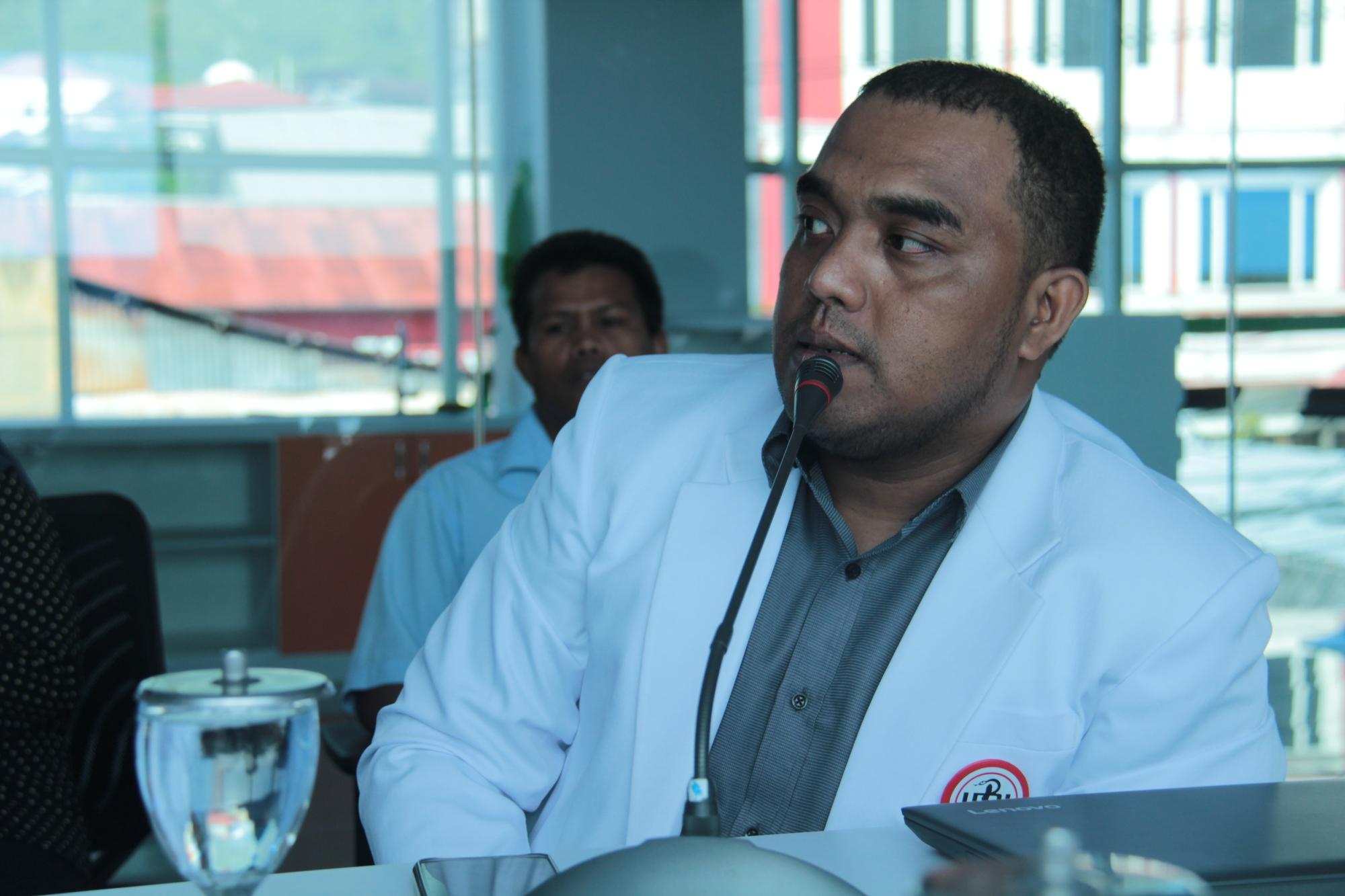 Peduli Kesehatan Pegawai, KPKNL Ternate Sosialisasikan Pengetahuan Kesehatan dalam Bekerja