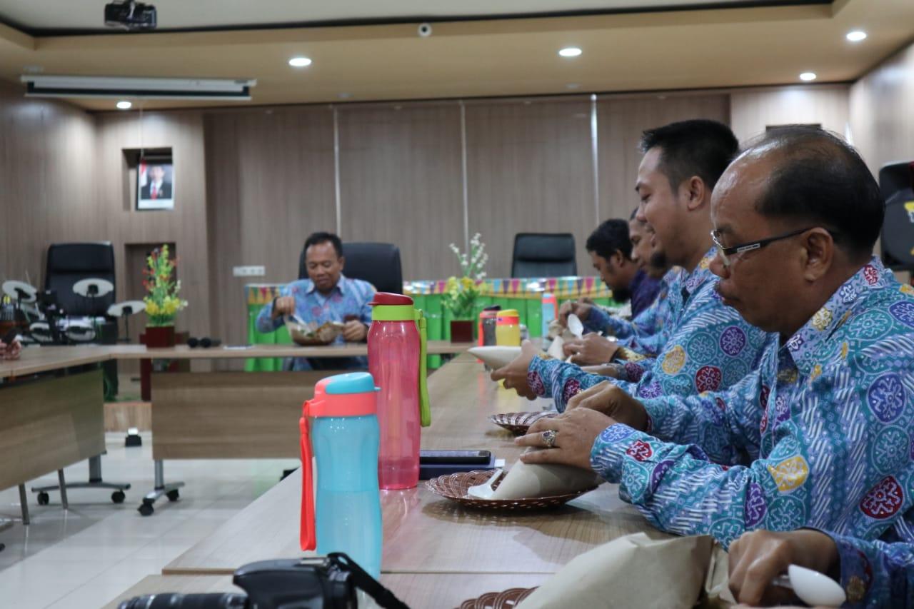 Nasi Puyung Penambah Semangat KPKNL Bima Menyongsong Target 2020