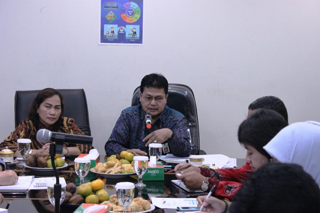 Kunjungan Kerja Kepala Kanwil DJKN DKI Jakarta dalam Mengawali Program Kerja Tahun 2020 di  KPKNL Jakarta II
