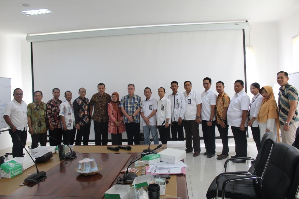 Siap Sukseskan Program Sertifikasi BMN Berupa Tanah Tahun 2020, KPKNL Mataram Adakan Rapat Pra Sertifikasi