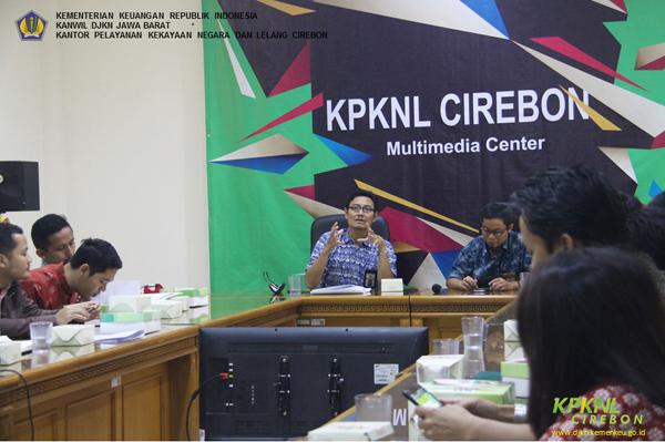 Kepala KPKNL Cirebon Harap FGD Temukan Solusi Lelang Eksekusi Perbankan