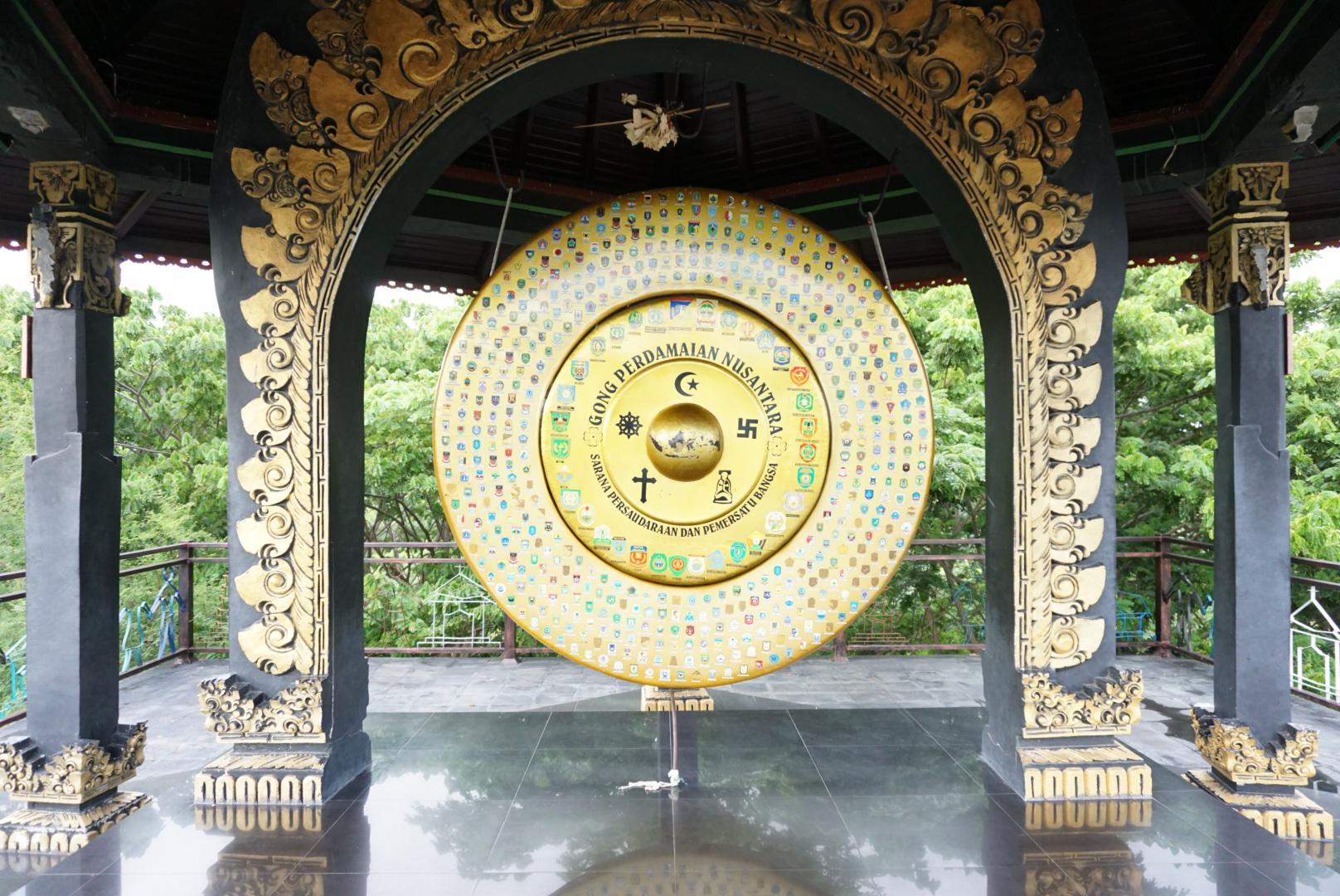 Gong Perdamaian Nusantara Palu
