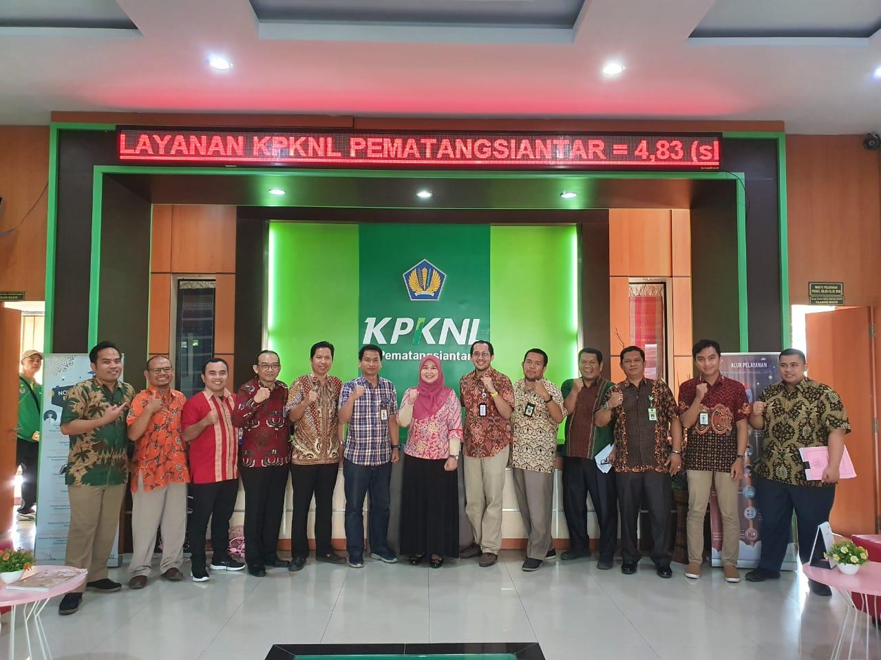 Permudah E-Auction, KPKNL Pematangsiantar Berkolaborasi dengan PT Bank Mandiri