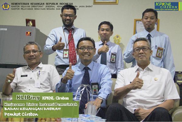 Dukung Kemajuan Kota Cirebon, KPKNL Siap Jembatani Pemkot