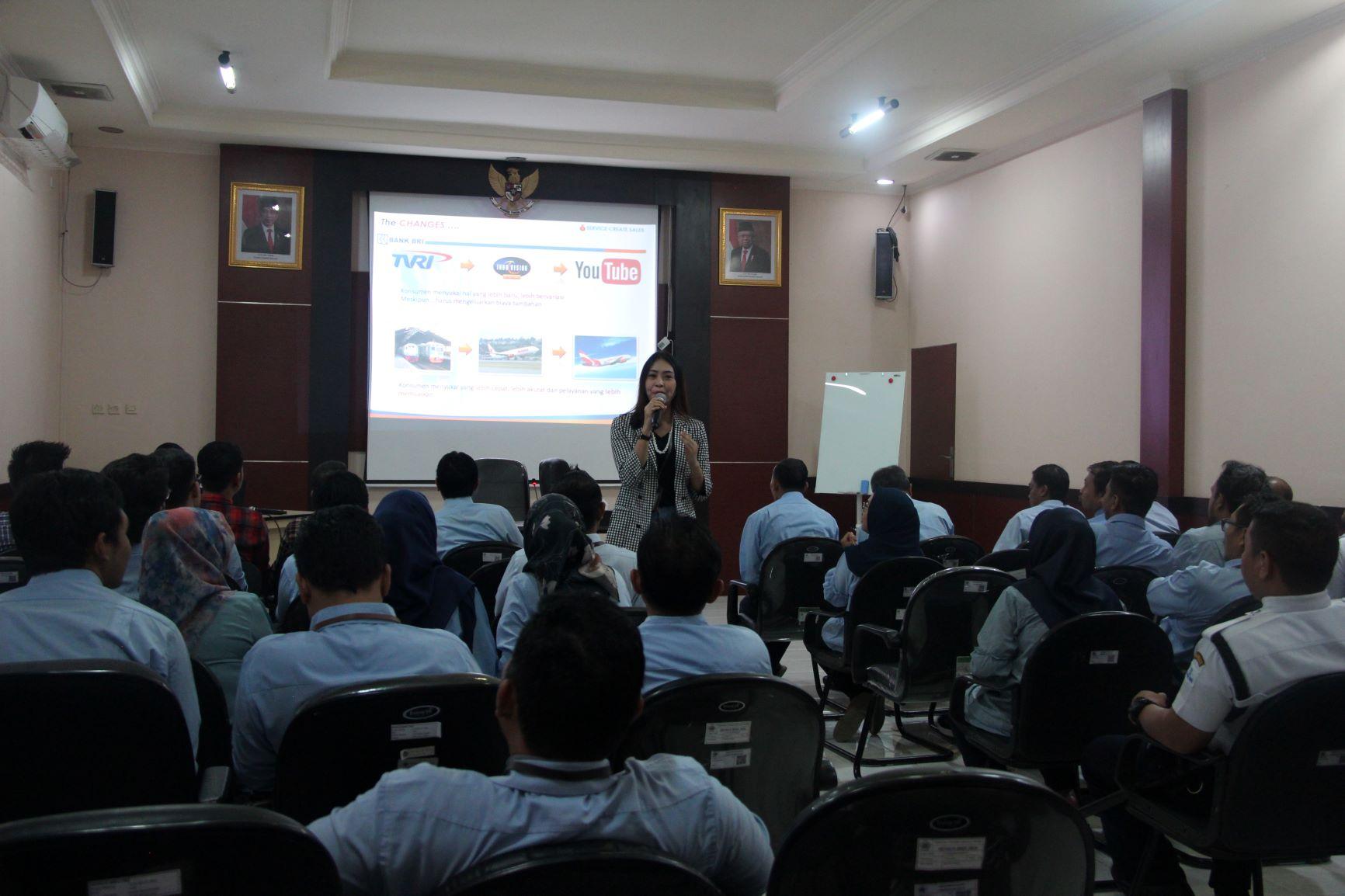 In House Training, Mewujudkan Pelayanan Prima Pada KPKNL Banjarmasin