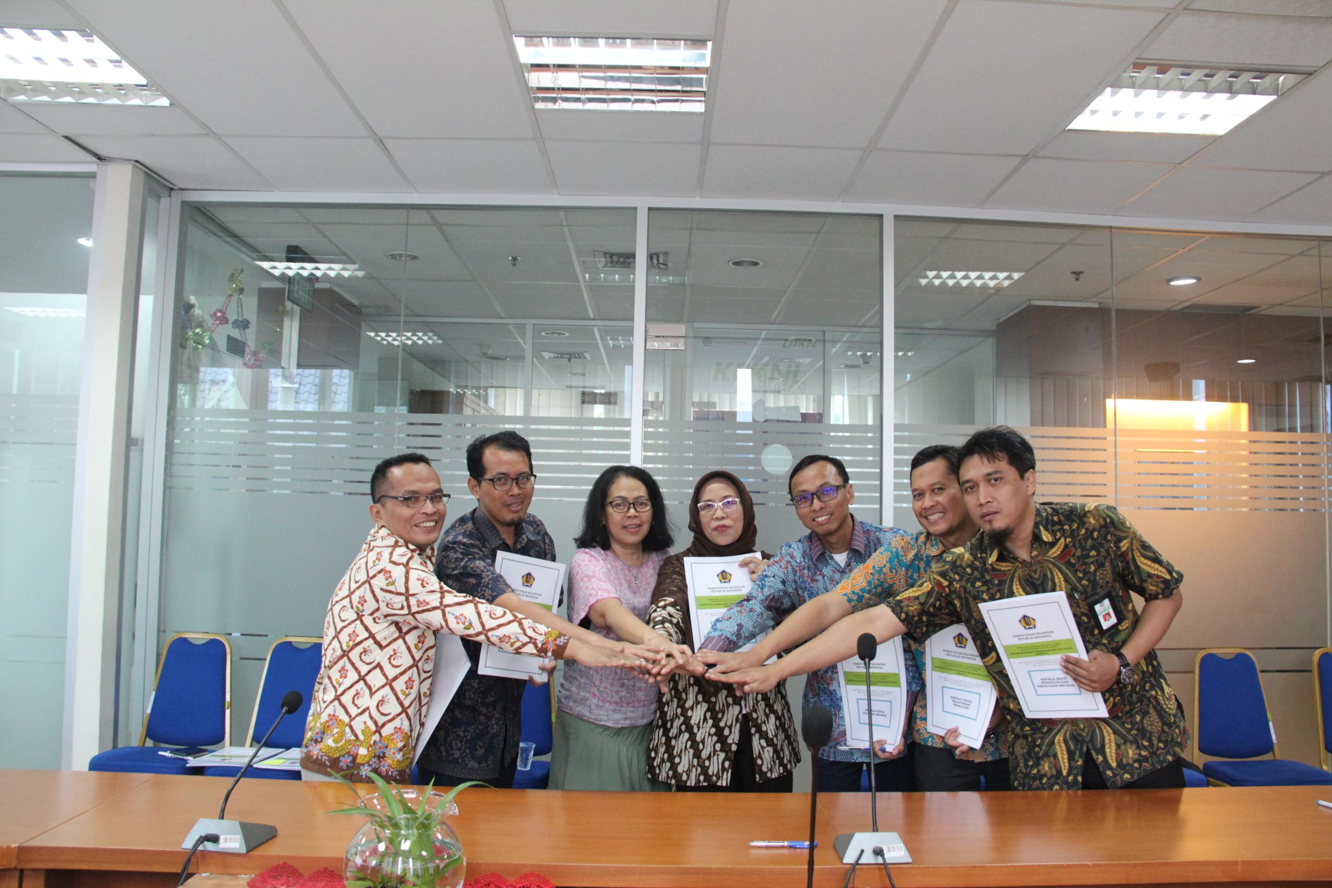 Target PNDS Separuh dari Target Nasional, Kepala KPKNL Jakarta V: Kita Harus Optimis