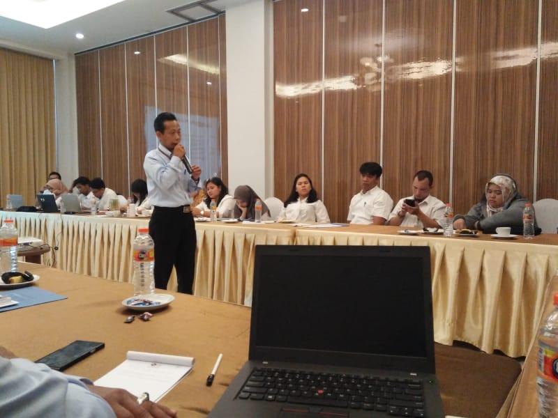 Terus Gali Potensi Piutang Negara, KPKNL Serang Ikuti Workshop Bersama Kementerian Lingkungan Hidup Dan Kehutanan