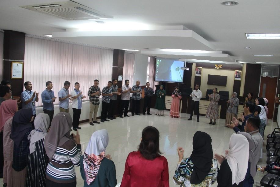 Persiapan KPKNL Tangerang I menuju WBBM