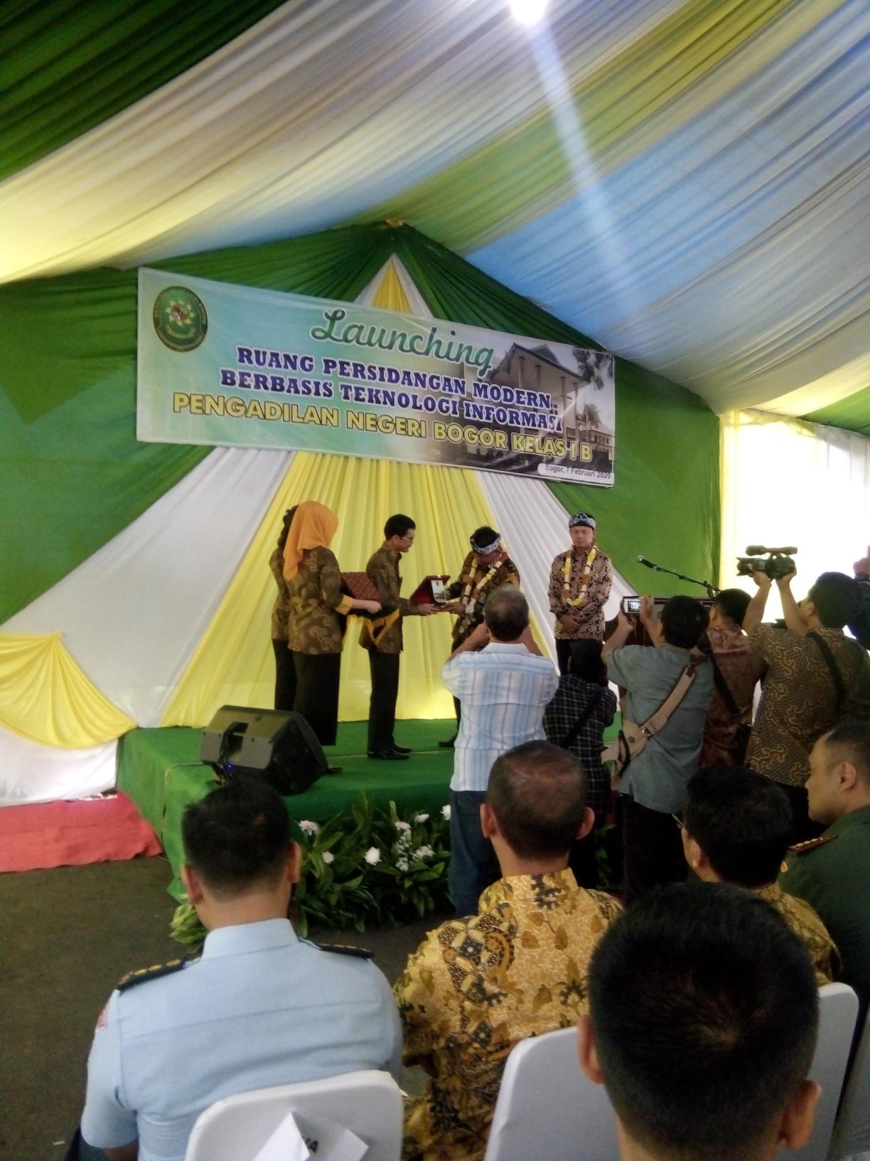 Ruang Sidang Modern Di PN Bogor : Angin Segar Bagi Penangan Perkaran KPKNL Bogor