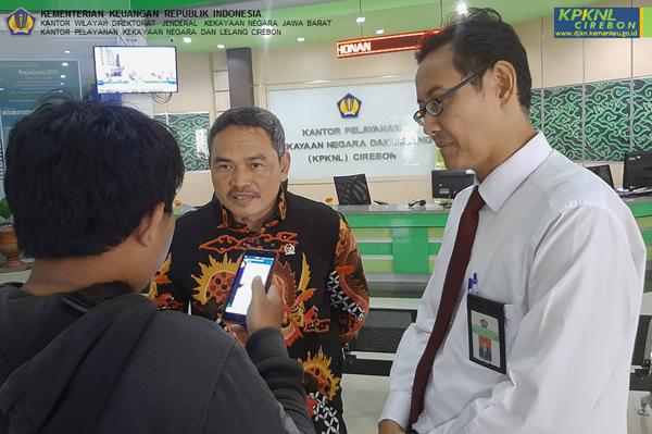 DPR RI Harapkan KPKNL Cirebon Segera Lelang Eksekusi Aset CSI