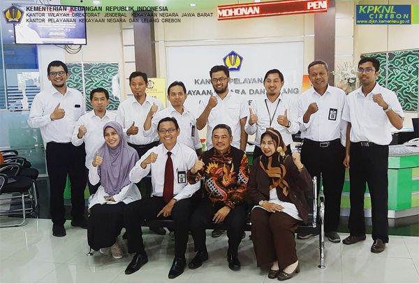 DPR RI Minta KPKNL Cirebon Lebih Gencar Edukasi Lelang di Ciayumajakuning
