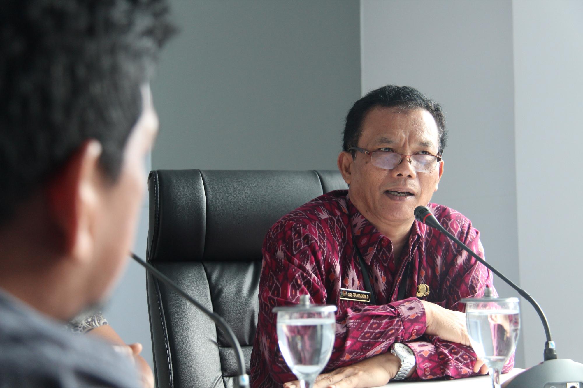KPKNL Ternate Dukung Sensus Penduduk 2020