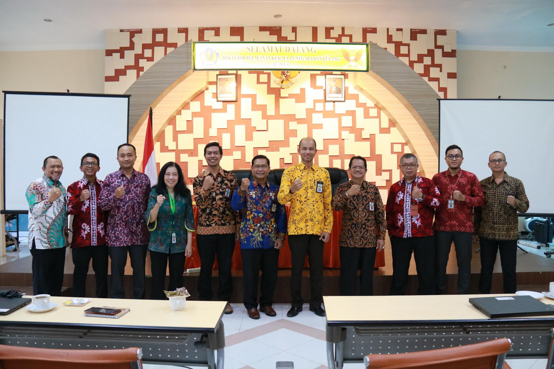 Sosialisasi Profilling Pegawai dan Aplikasi Nadine di KPKNL Jember
