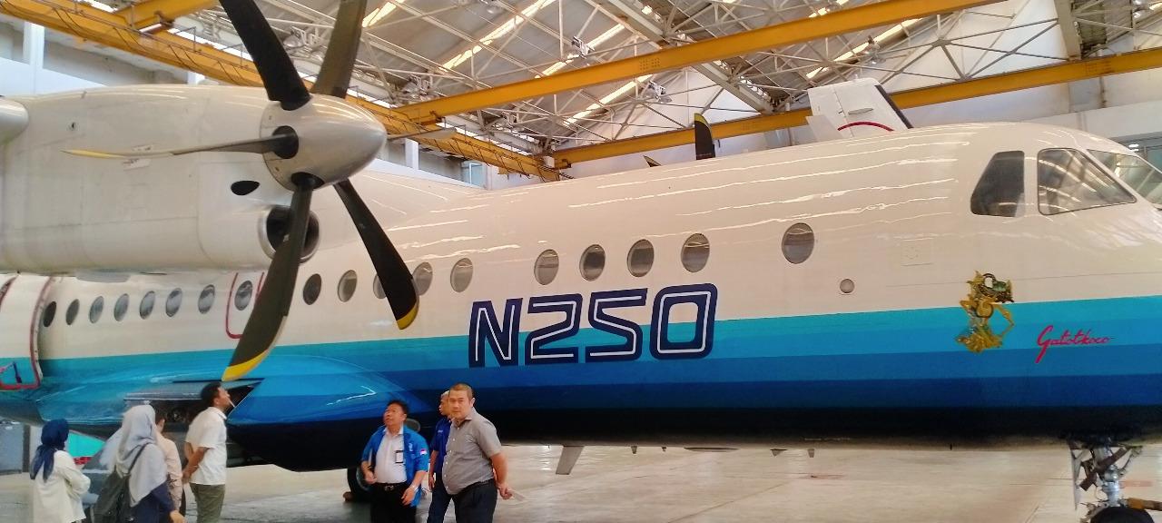Akhir Dari Pesawat N250 Karya Anak Bangsa