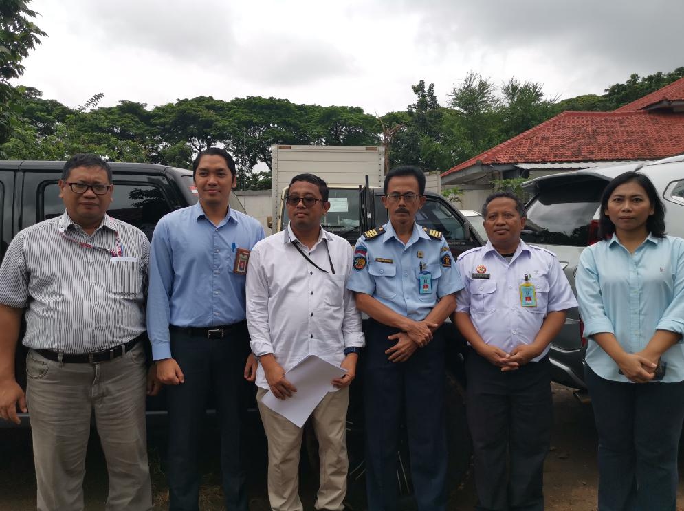 KPKNL Tangerang I Sukses Laksanakan Lelang Tiga Unit Mobil Rampasan KPK