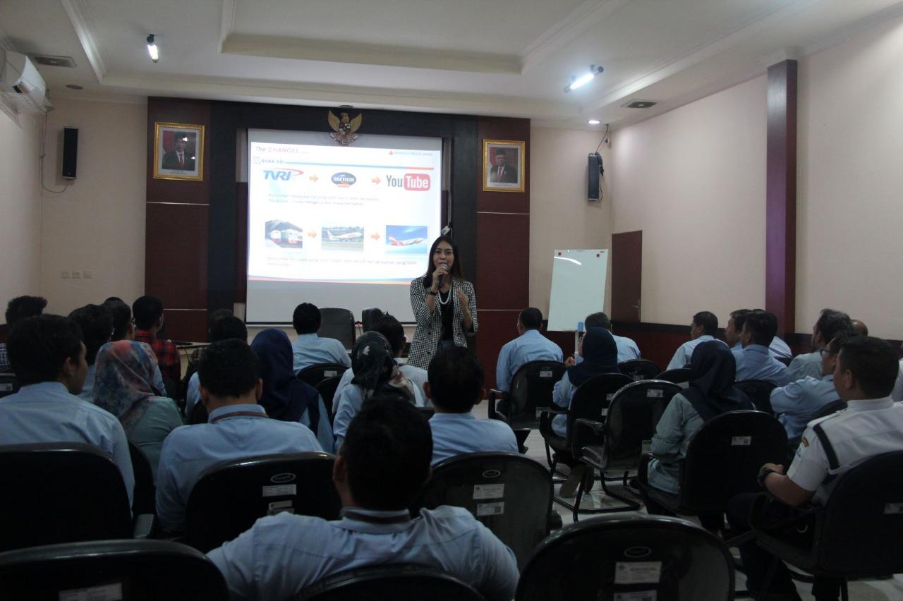 In House Training Mewujudkan Pelayanan Prima Pada KPKNL Banjarmasin