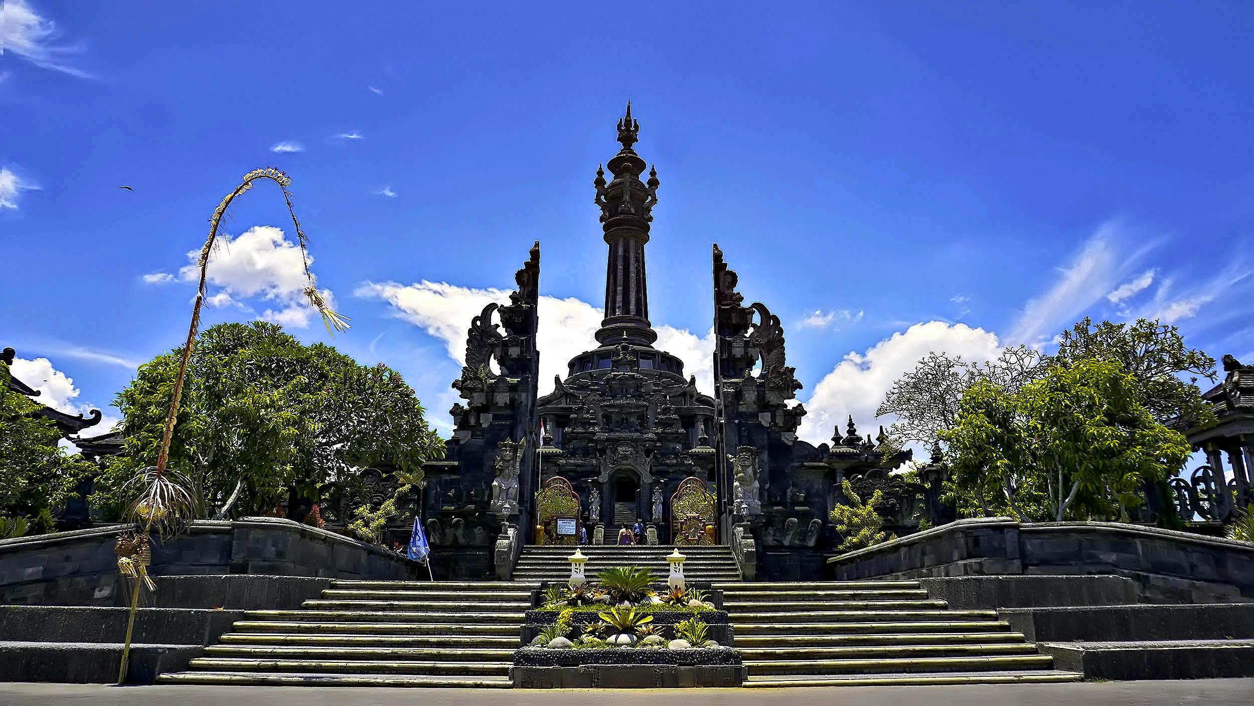 Bajra Sandhi Monumen Perjuangan Masyarakat Bali