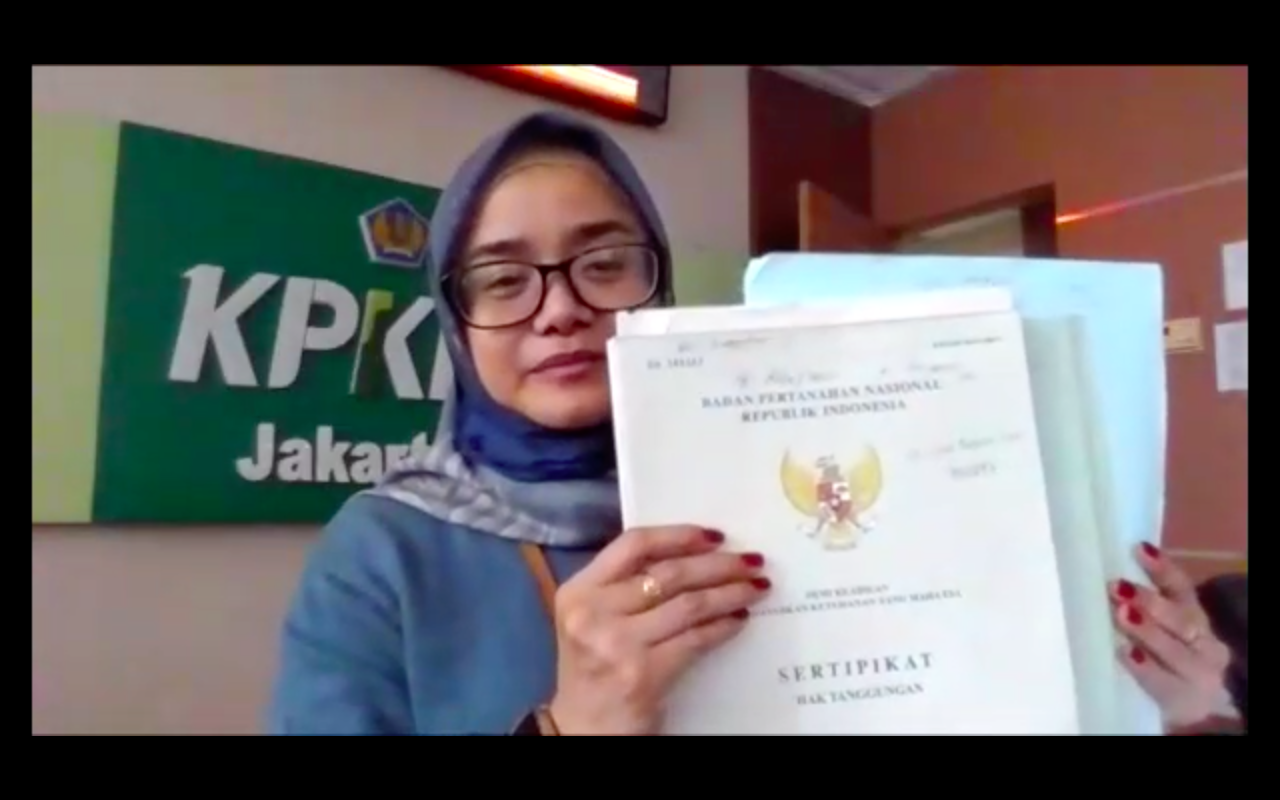 KPKNL Jakarta V Lakukan Lelang Tanpa Kehadiran Fisik (E-Auction)