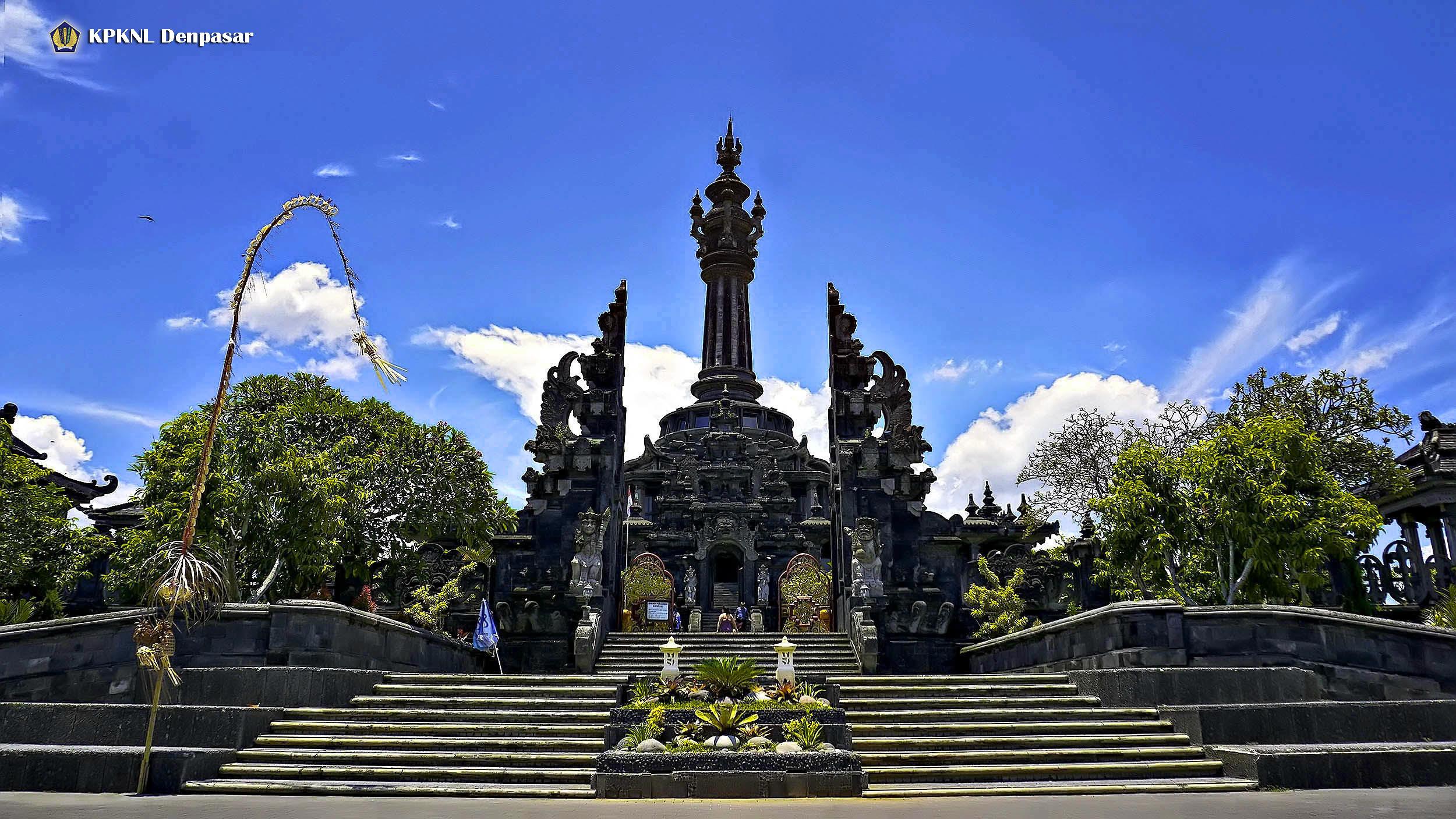 Mengenal Sejarah dan Mengenang Perjuangan Masyarakat Bali di Monumen Bajra Sandhi