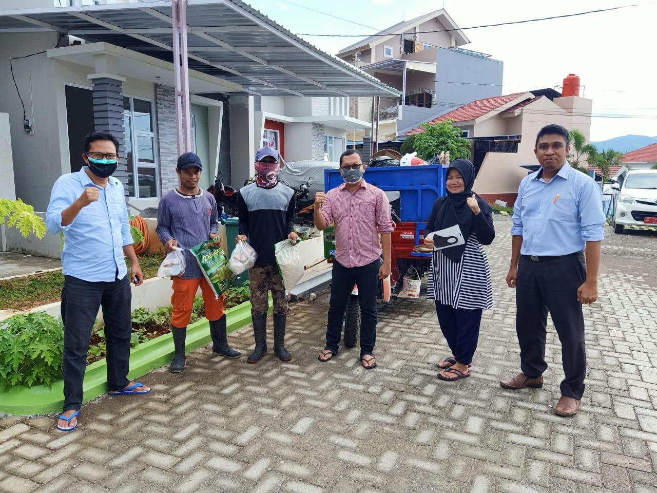 Sambut Ramadhan di Tengah Pandemi, KPKNL Mamuju Bagikan Sembako