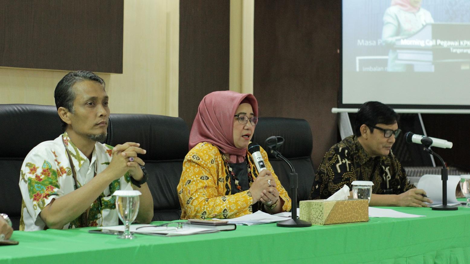 KPKNL Tangerang II OPTIMIS Mengawali Tahun 2020