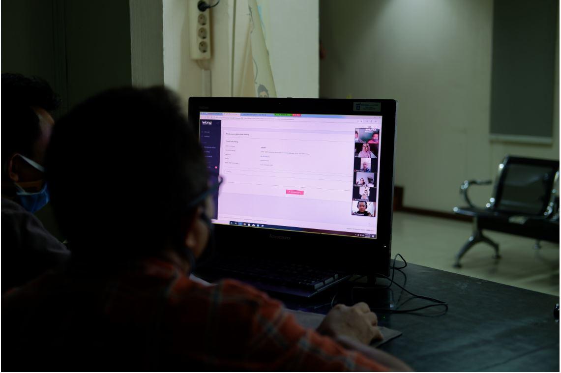 Isa Rachmatarwata Pantau Pelaksanaan Lelang KPKNL Pontianak