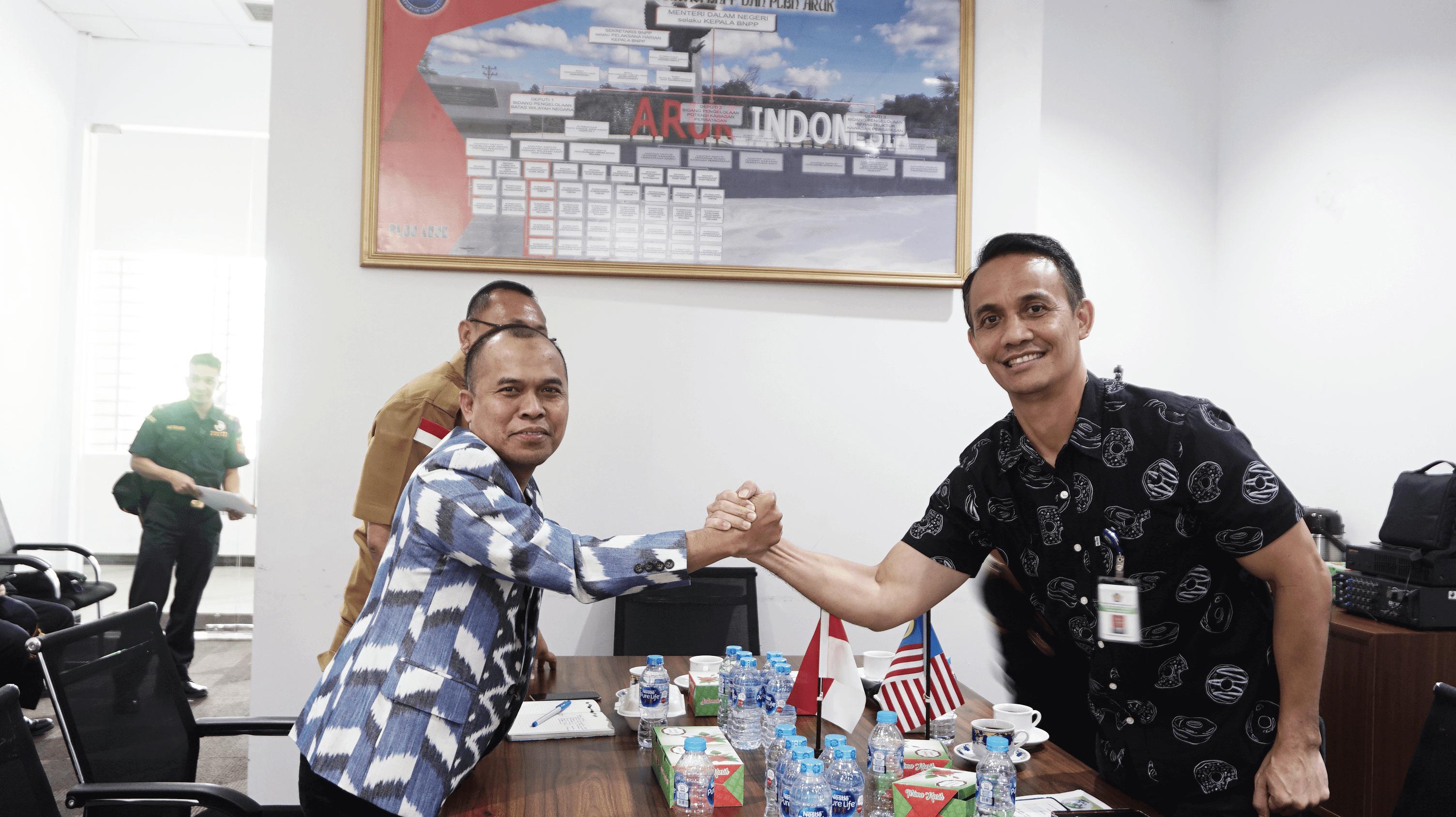 PLBN Aruk Sebagai Pilot Project Kemenkeu Kalbar